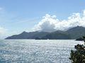 East coast of Dominica