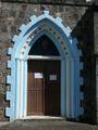 Kirkko suljettu