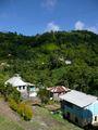Taloja kylässä