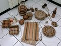 Carib handicrafts