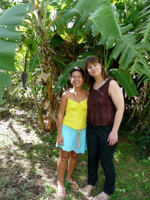 Ysabel and Mari
