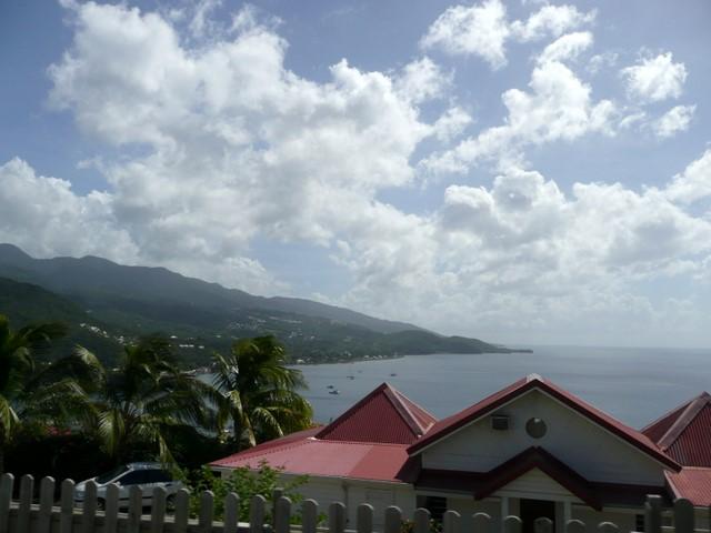 Karibianmeren rannikkoa