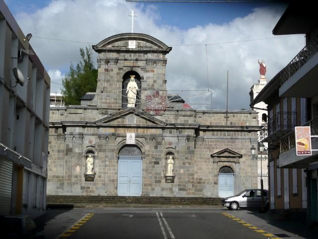 Cathédrale Notre Dame de Guadeloupe