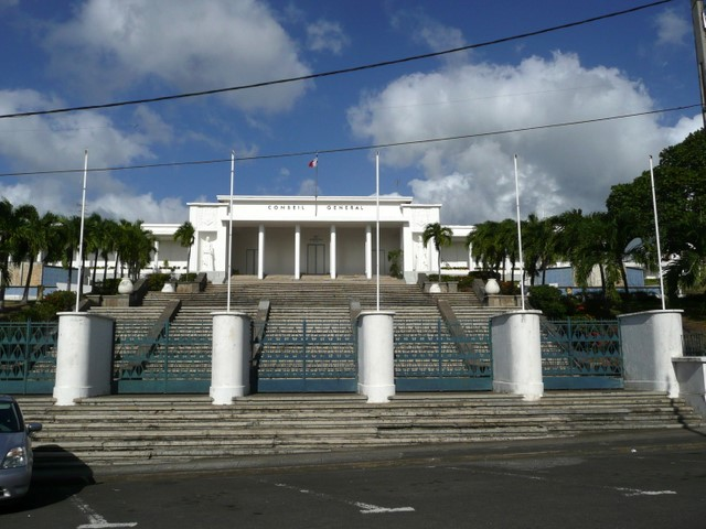 Guadeloupen yleisneuvosto