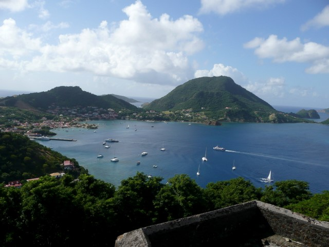 Most beautiful view of the Caribbean