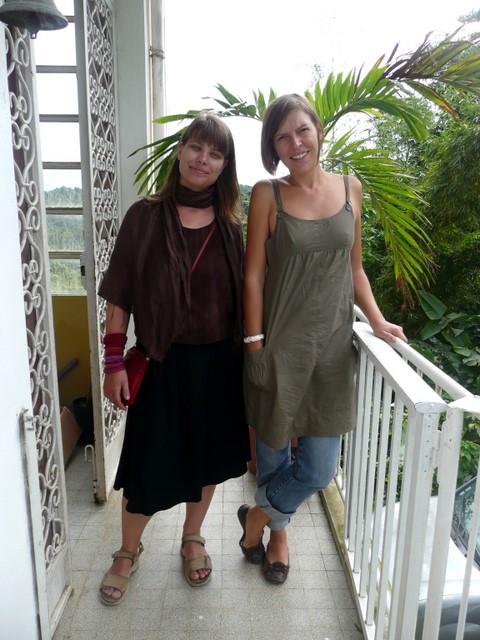 Mari and Anne