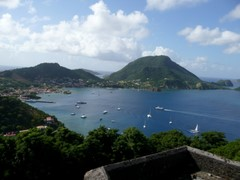 Karibian hienoin maisema