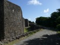 Fortification wall