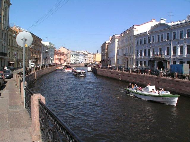 Moyka canal