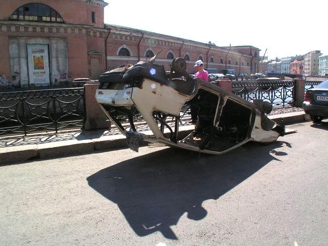 Romuttunut auto