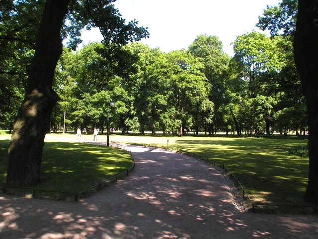 Mihailovsky Garden