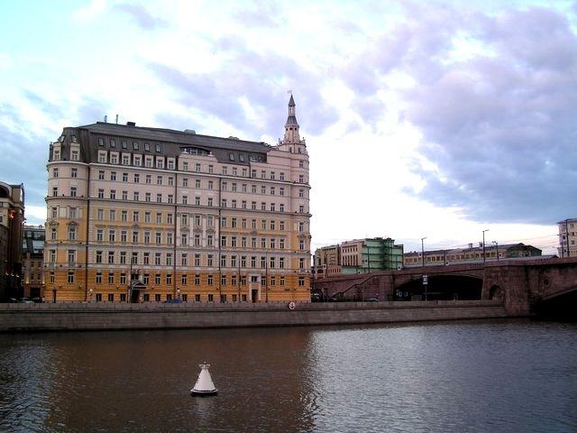 Hôtel Baltschug Kempinski