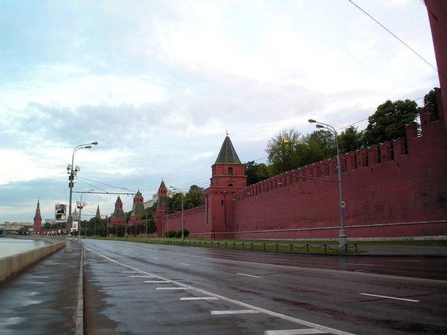 Mur du Kremlin