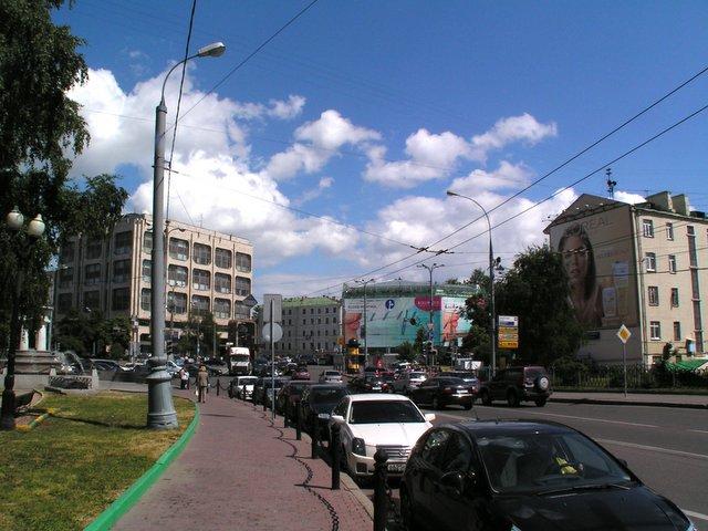 Rue Nikitskaïa