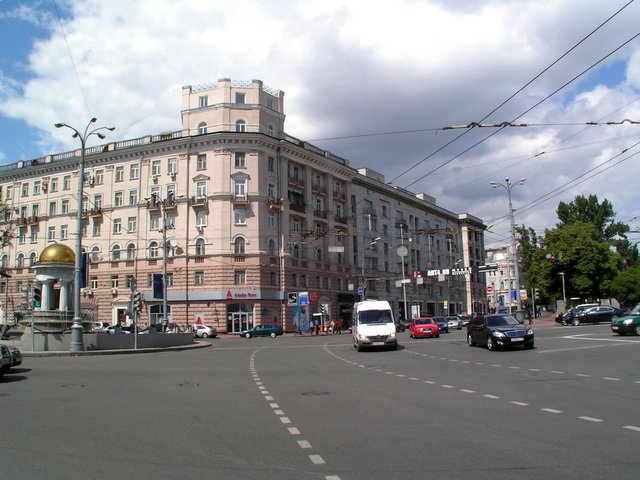 Boulevard Tverskoï