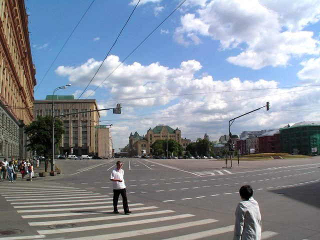 Lubjanka-aukio