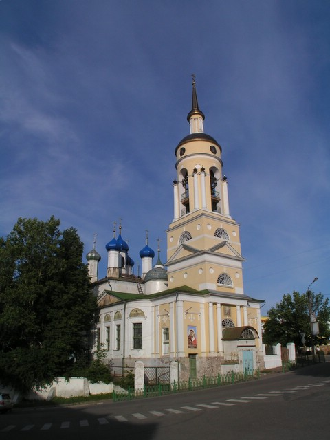 Borovsk church