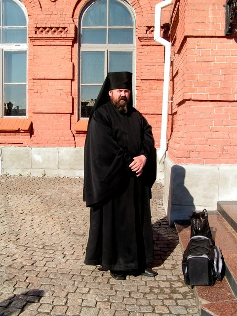 Eastern Orthodox priest