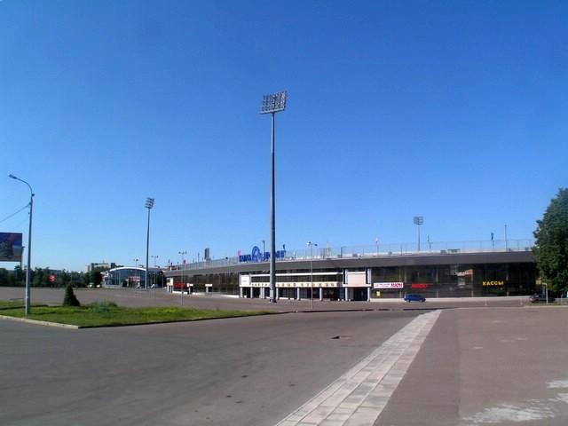 Sport buildings