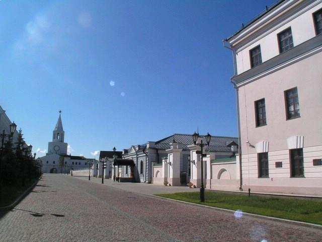 Tour Spasskaïa