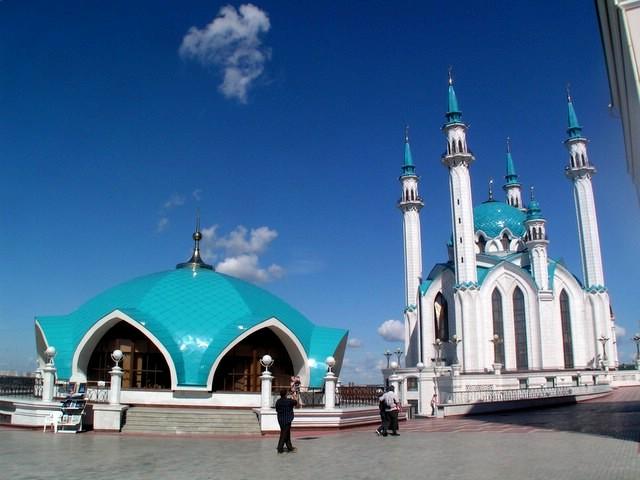 Mosquée Qolchärif