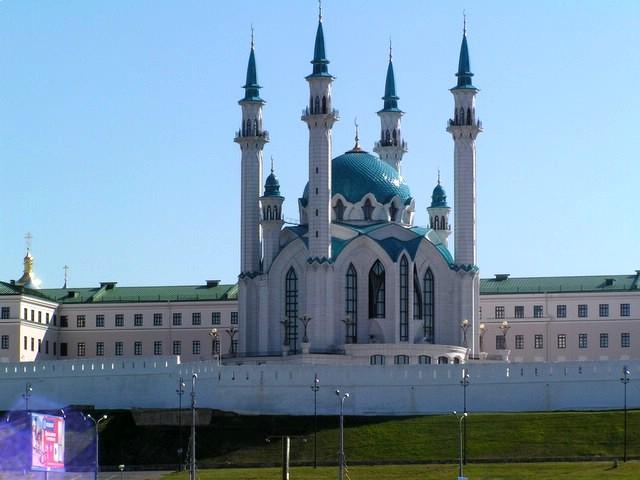 Qol Sharif -moskeija