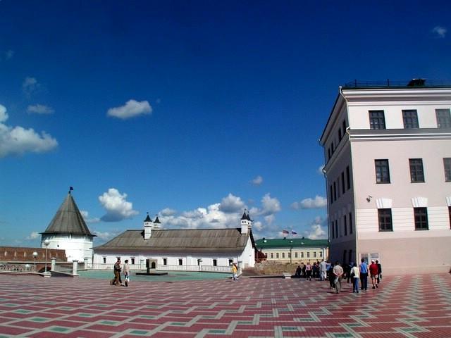 Cour du Kremlin