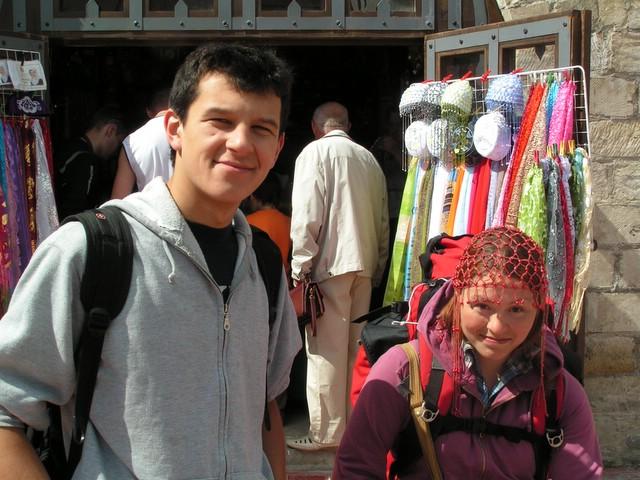 Amir et Hanne