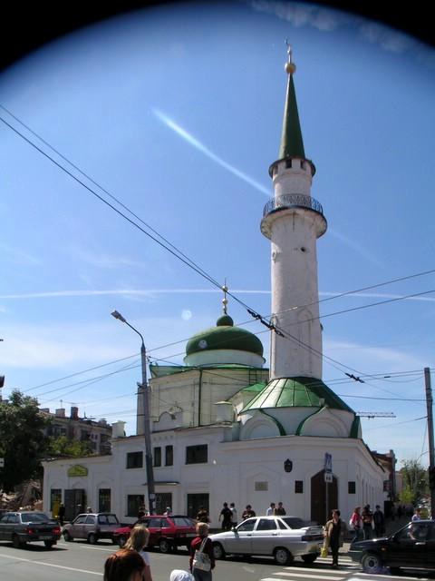 Nurulla-moskeija