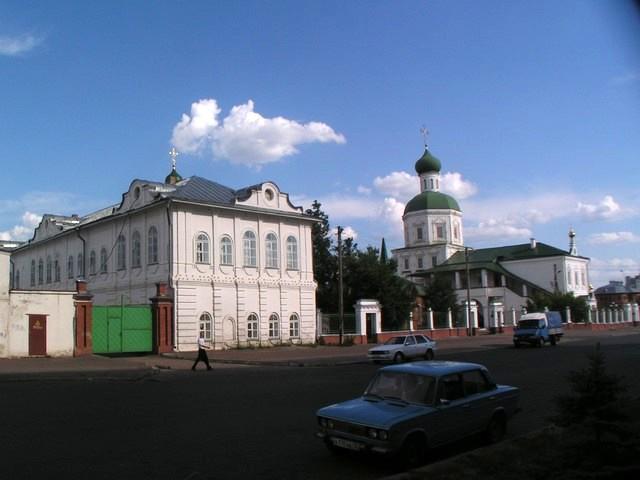 Katua ja kirkko