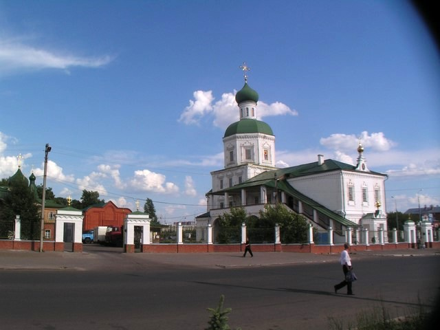 Voznesensky Church