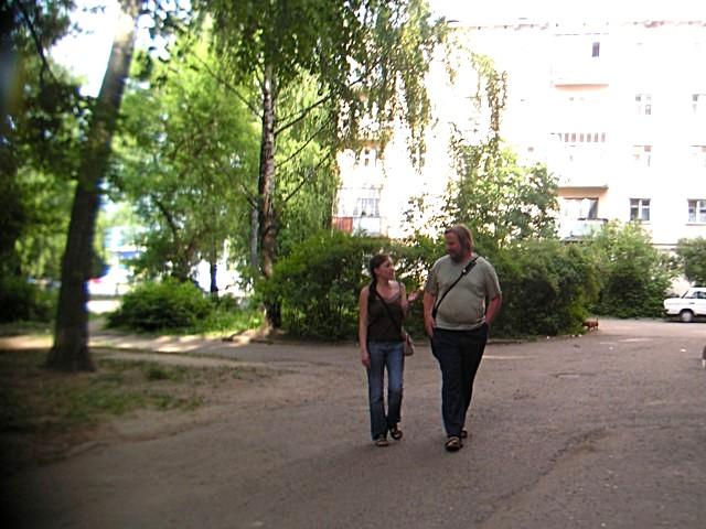 Ekaterina et Niko