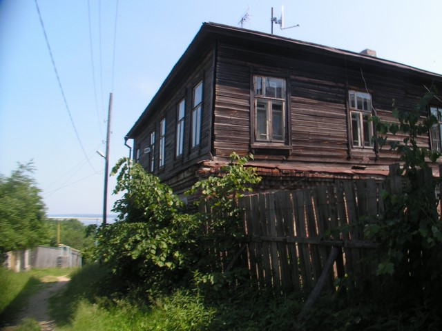 Another wooden house