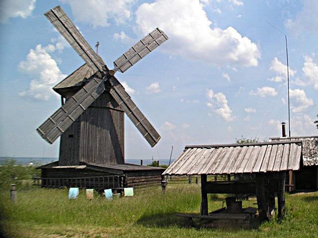 Moulin à vent (2)