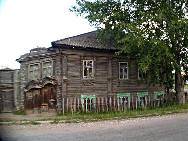 Vanha puutalo
