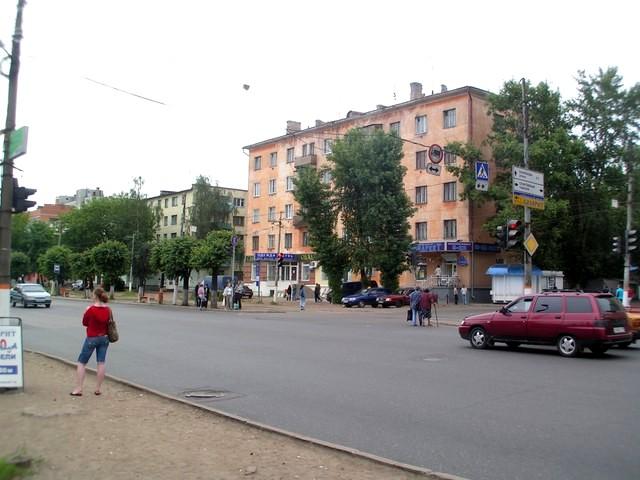 Prospekt Tsaikovskogo
