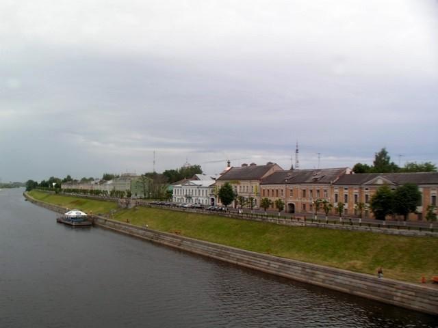 Volga right bank