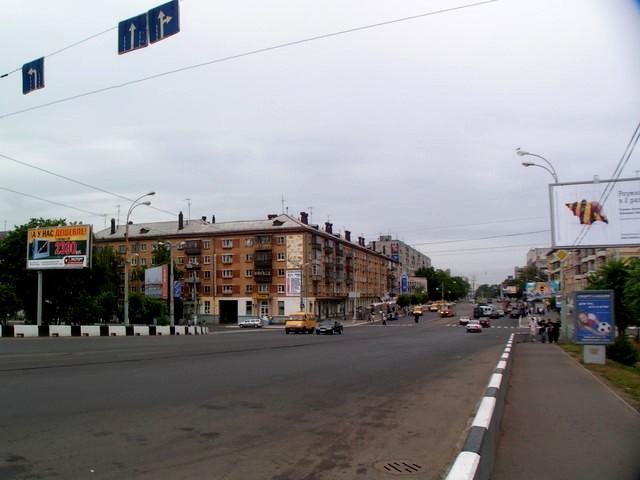 Prospekt Komsomolski