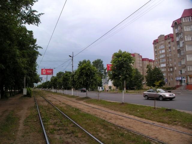 Voies de tramway