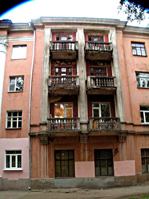 Immeuble d'appartements (5)