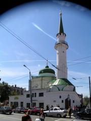 Nurulla-moskeija, Kazan