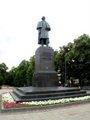 Statue of Nikolay Gogol