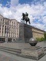 Statue d'Iouri Dolgorouki