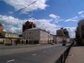 Pushkin street downwards