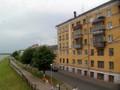 Talo Volgan rannalla