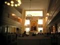 Sisällä kirkossa