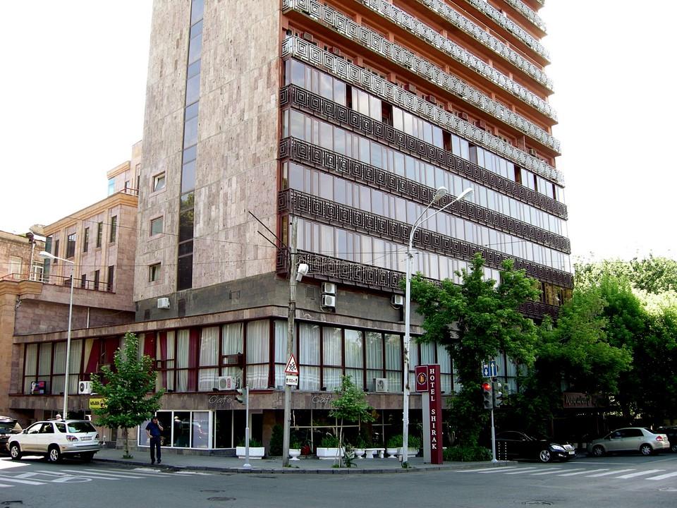 Hôtel Shirak