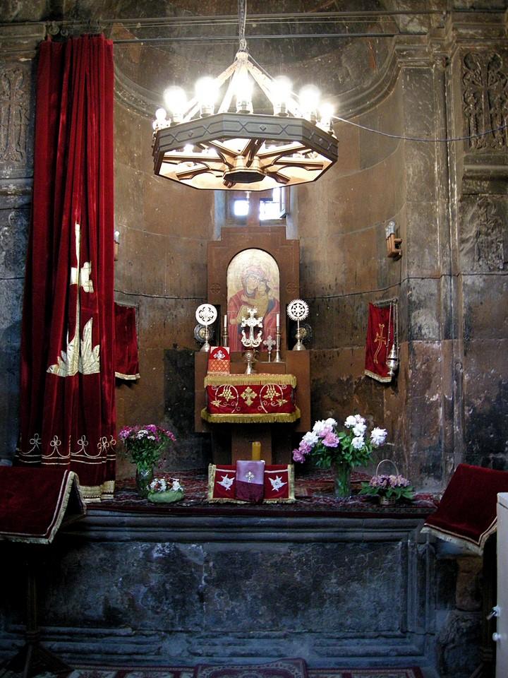 Katoghike altar