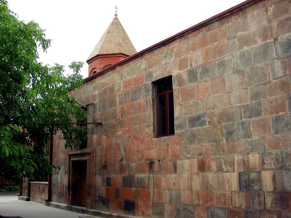 Surp Zoravor Astvatsatsin Church