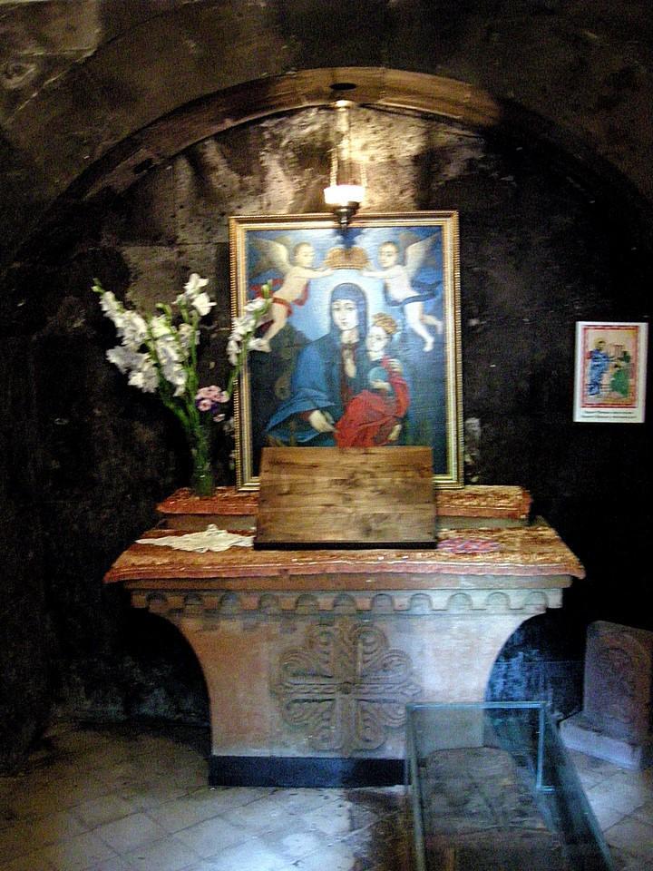 Saint Ananias' Chapel